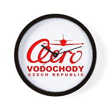 Aero Vodochody L-39 Albatros Wall Clock