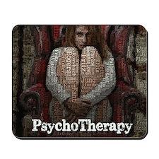 WordPlay PsychoTherapy Mousepad