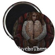 WordPlay PsychoTherapy Magnet