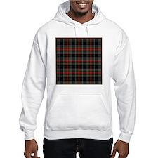 Black Stewart Scottish Clan Hoodie