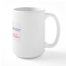 Team carbo Business card Mug