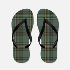 Kelly Dress Scottish Tartan Flip Flops