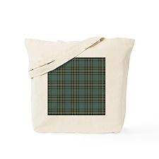 Kelly Dress Scottish Tartan Tote Bag