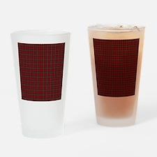 Royal Stewart Scottish Tartan Drinking Glass