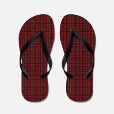 Royal Stewart Scottish Tartan Flip Flops