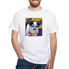 Black & White Chihuahua Shirt