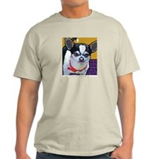 Black & White Chihuahua T-Shirt