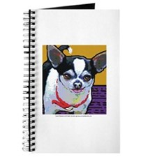 Black & White Chihuahua Journal