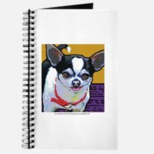Black & White Chihuahua Journal