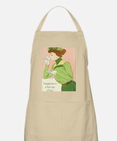 Happiness is..... Apron