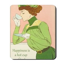 Happiness is..... Mousepad