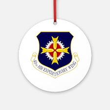 40th AEW Round Ornament