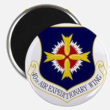 40th AEW Magnet