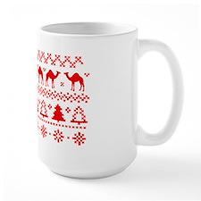 Christmas Hump Day Camel Ugly Sweater Mugs