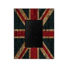 Brick Union Jack Journal Picture Frame