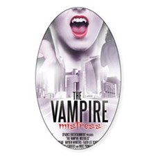 The Vampire Mistress Release Poster Decal