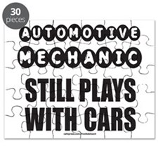 AUTOMOTIVE MECHANIC T-SHIRTS AND GIFTS Puzzle