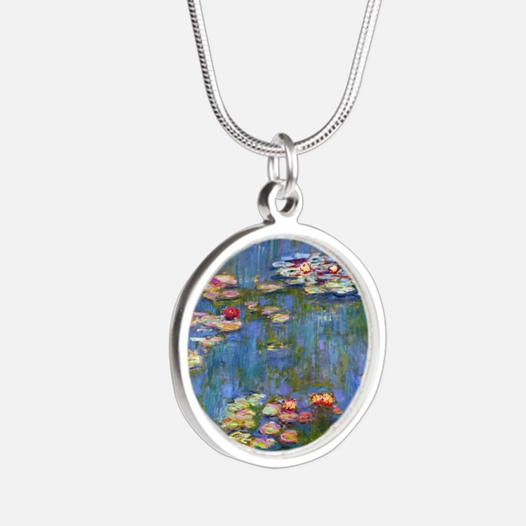 Monet water lilies jewelry monet water lilies designs on for Jewelry engraving gainesville fl