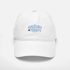 Call Center Diva [blue] Baseball Baseball Cap