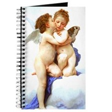 Bouguereau_first_kiss from wiki commons 18 Journal