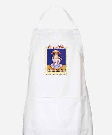 Cup of Chi BBQ Apron