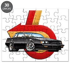 BUICK_GN_black Puzzle