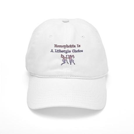 Homophobia Lifestyle Choice Cap