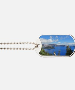 Crater Lake National Park Dog Tags