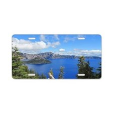 Crater Lake National Park Aluminum License Plate