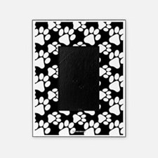 Dog Paws Black Picture Frame