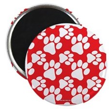 Cute Dog Paws Magnet