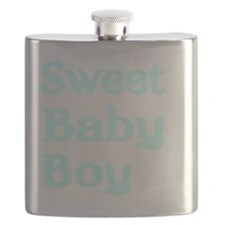 Sweet Baby Boy 2 Flask