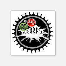 """Sugar Hill Logo (5x5) Square Sticker 3"""" x 3"""""""