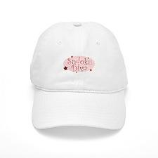"""Sudoku Diva"" [red] Baseball Cap"