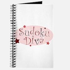 """Sudoku Diva"" [red] Journal"