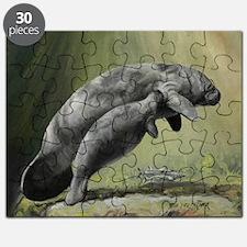 Manatee Sea Cow Puzzle