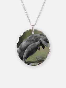 Manatee Sea Cow Necklace