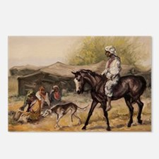 Bedouin Rider Postcards (Package of 8)