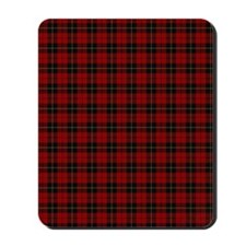 Wallace Clan Scottish Tartan Mousepad