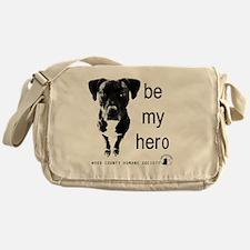 Be my Hero Messenger Bag