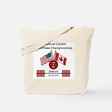 2nd CamAm Tote Bag