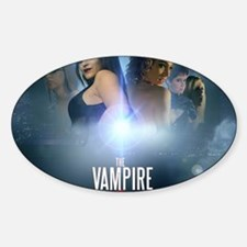 The Vampire Mistress Collage Decal