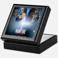 The Vampire Mistress Collage Keepsake Box