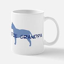 Staffie Grandpa Mug