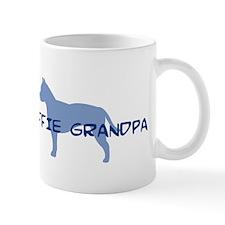 Staffie Grandpa Small Mug