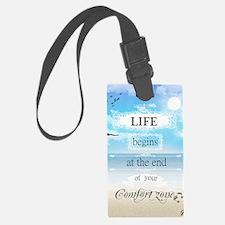 Life Luggage Tag