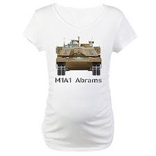 M1A1 Abrams MBT Front View Shirt
