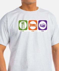 Eat Sleep HVAC T-Shirt