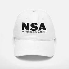 NSA: National Spy Agency Baseball Baseball Cap