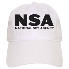 NSA: National Spy Agency Baseball Cap